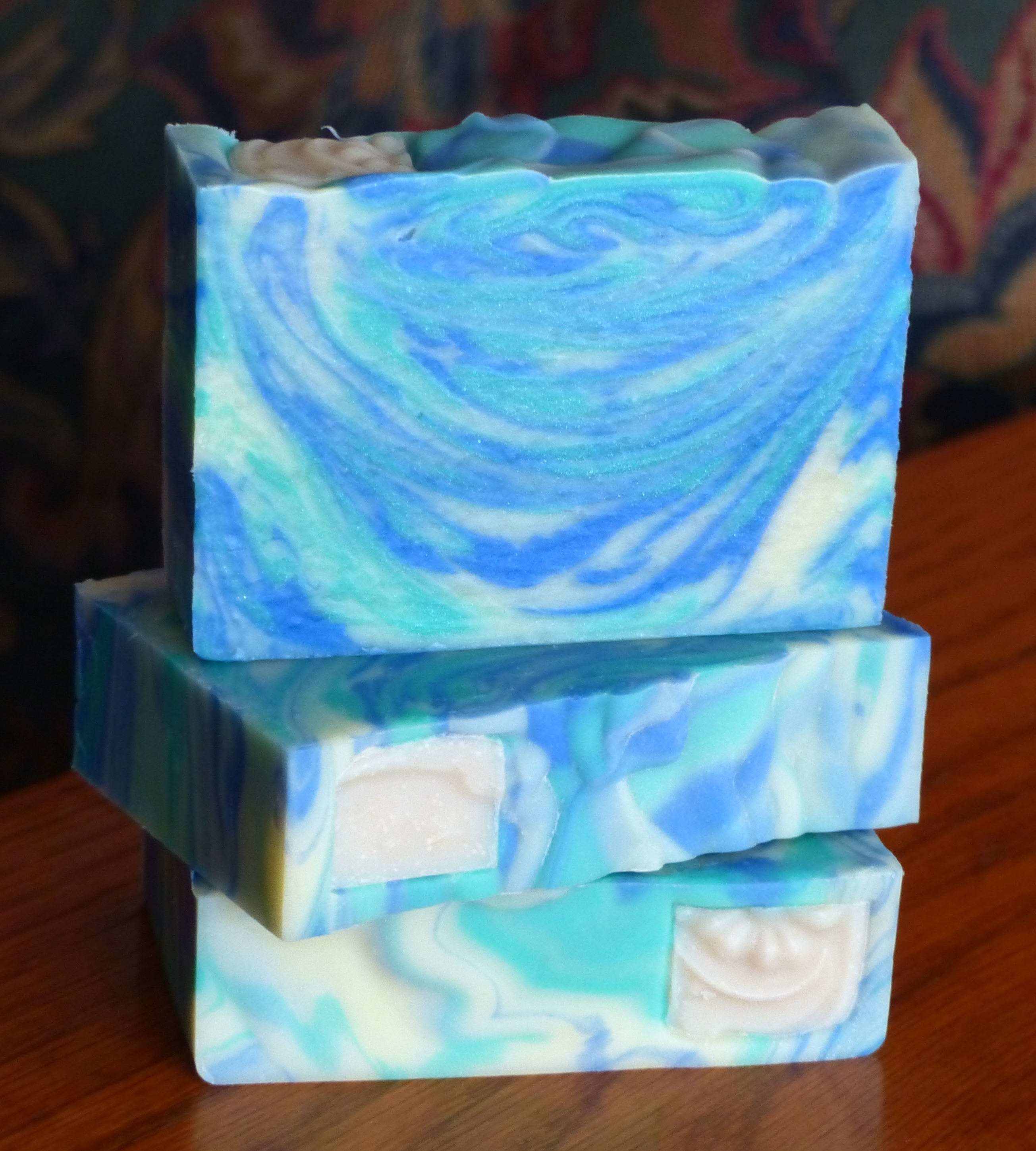 Celestial Waters - Honeybump Soaps