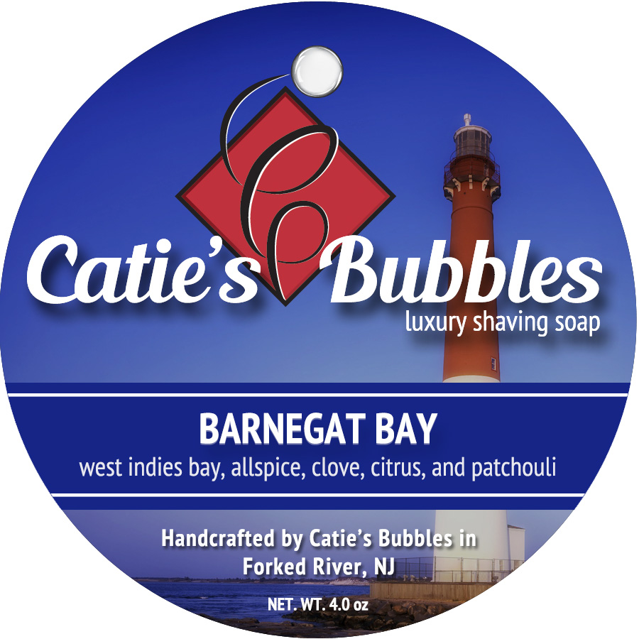 Barnegat Bay Luxury Shaving Soap