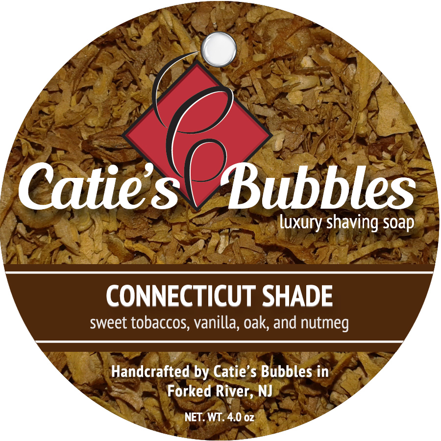 Connecticut Shade Luxury Shaving Soap