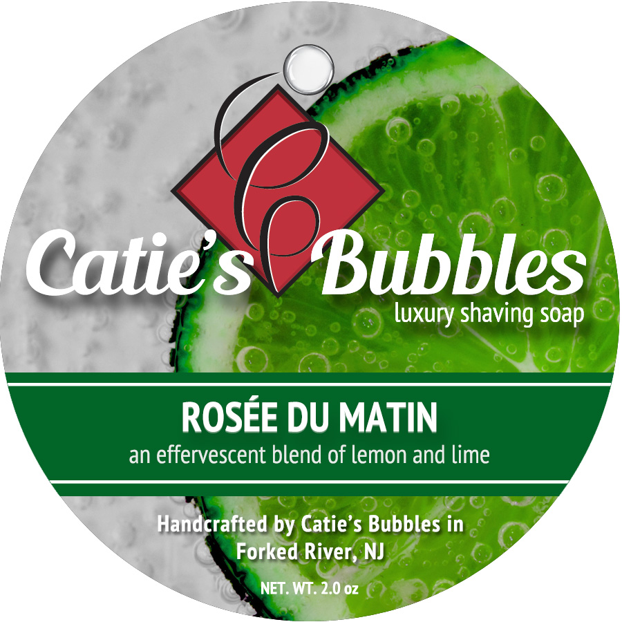 Rosee du Matin Luxury Shaving Soap - 2oz