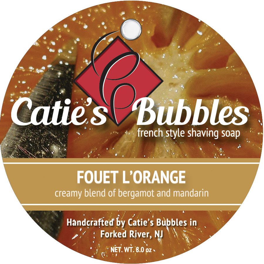 Fouet L'Orange Shaving Soap